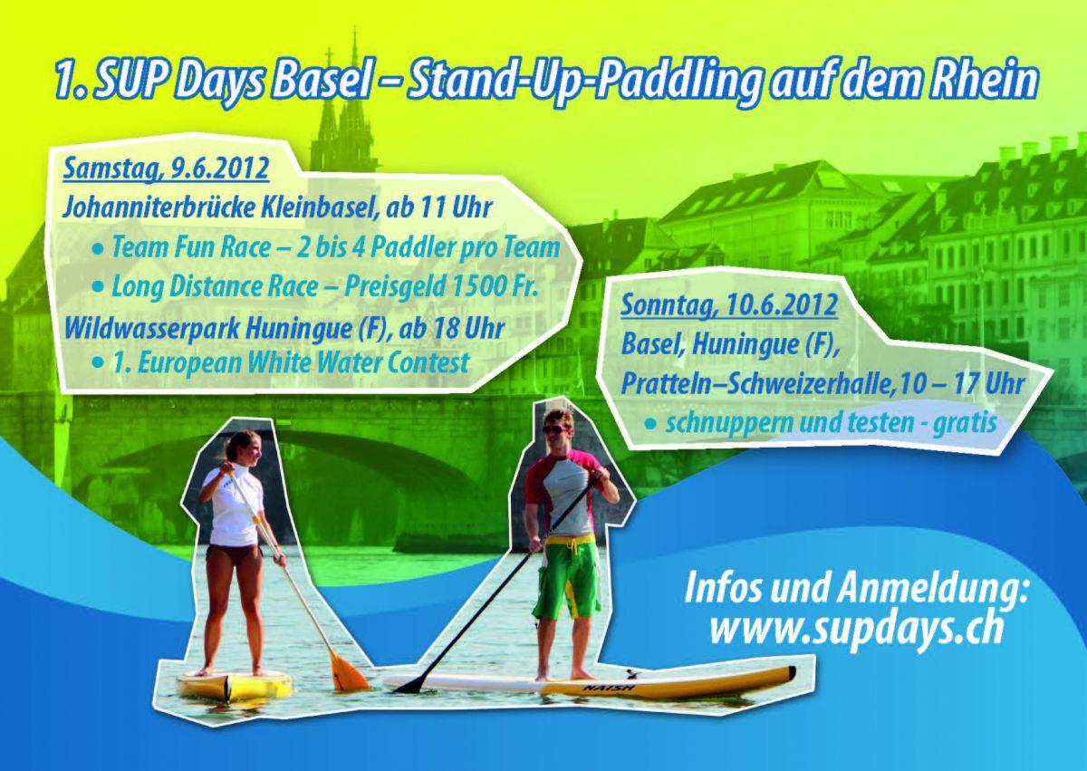 SUP Days Basel 2012