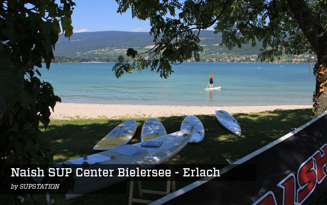 Erlach SUP center opening image