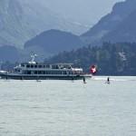 Schweizer Seen und Berge