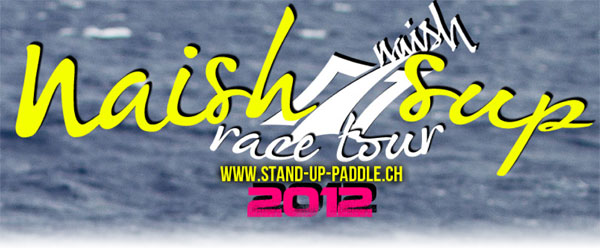 Naish SUP Tour Schweiz