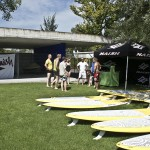 Naish SUP Center im Strandbad Luzern
