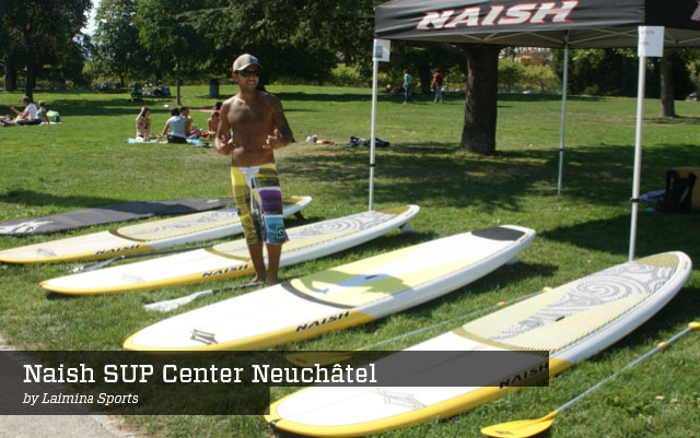 SUP center opening image_laimina