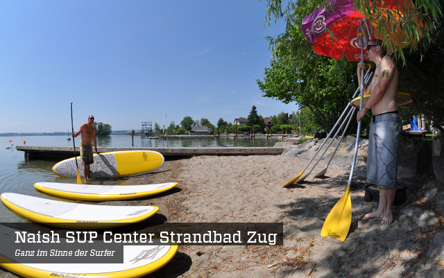 SUP Center Strandbad Zug